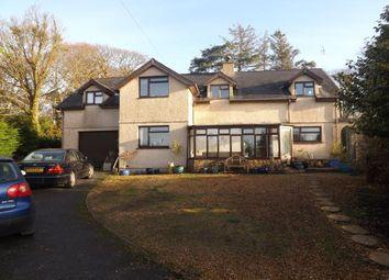 Thumbnail 5 bed detached house for sale in Ffordd Cae Rhys, Criccieth, Gwynedd