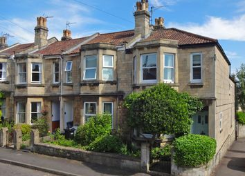 Thumbnail 4 bed end terrace house for sale in Tennyson Road, Bath