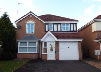 Thumbnail 4 bed detached house for sale in Percival Way, St. Helens, Merseyside