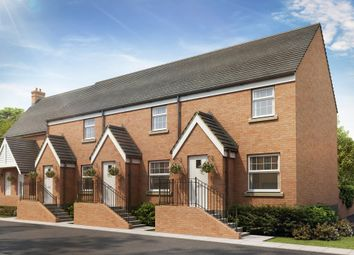 "Thumbnail 2 bed semi-detached house for sale in ""Newton"" at Bevans Lane, Pontrhydyrun, Cwmbran"