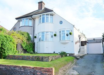 Thumbnail 3 bed semi-detached house for sale in Felstead Road, Orpington