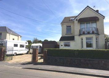 Thumbnail 3 bedroom detached house for sale in Trallwm Road, Llwynhendy, Llanelli