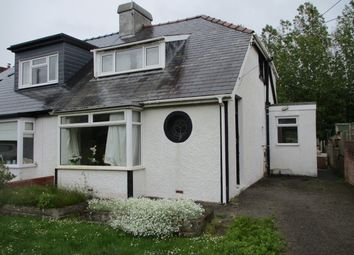 Thumbnail 2 bed semi-detached bungalow for sale in Jubilee Gardens, Porthcawl