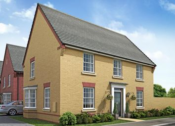 """Thumbnail 4 bedroom link-detached house for sale in """"Cornell"""" at Sir Williams Lane, Aylsham, Norwich"""