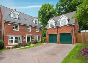 Thumbnail 5 bedroom detached house for sale in Marryat Close, Winwick, Warrington, Cheshire
