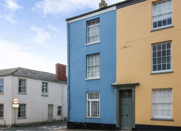 Thumbnail 5 bedroom end terrace house for sale in High Street, Honiton, Devon