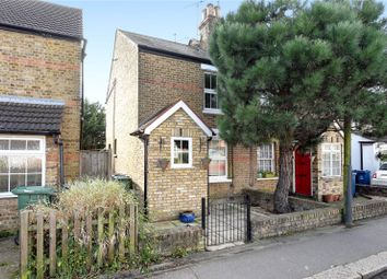 Thumbnail 2 bed semi-detached house for sale in Camden Row, Cuckoo Hill, Pinner, Middlesex
