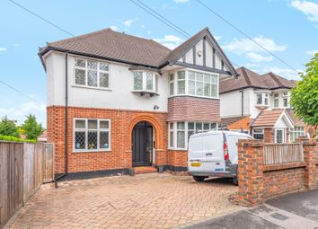 4 bed detached house for sale in Warren Road, Chelsfield, Orpington BR6