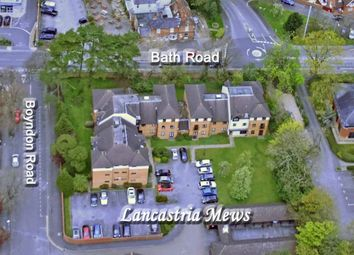 Thumbnail 1 bedroom flat to rent in Lancastria Mews, Boyndon Road, Maidenhead