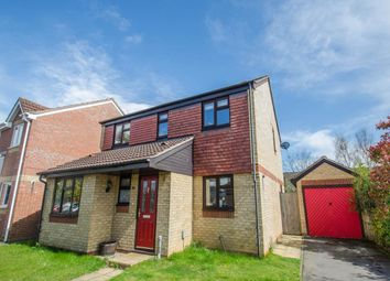 Thumbnail 4 bedroom detached house for sale in Talisman Street, Hitchin
