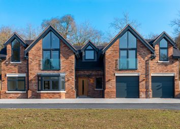 Thumbnail 5 bed detached house for sale in Haven Pastures, Liveridge Hill, Henley In Arden