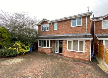 4 bed detached house for sale in Maple Drive, Chellaston, Derby DE73