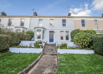 Thumbnail 5 bedroom terraced house for sale in College Avenue, Mutley, Plymouth