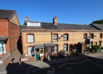 Thumbnail 2 bed terraced house for sale in Wellington Road, Llandrindod Wells, Powys
