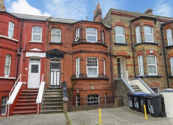 Thumbnail 1 bed flat for sale in Harold Road, Cliftonville, Margate
