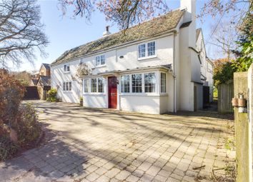 Thumbnail 5 bed detached house for sale in Odiham Road, Riseley, Reading