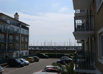 Thumbnail 2 bed flat for sale in Neptune Court, Brighton Marina Village, Brighton