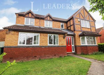 Thumbnail 5 bed detached house to rent in Talavera Road, Norton, Worcester