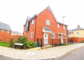 Claret Road, Colchester CO4. 3 bed semi-detached house