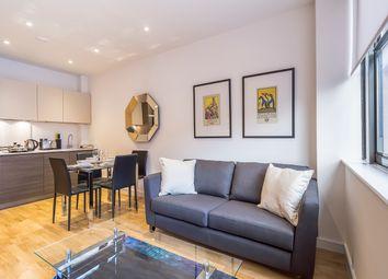Thumbnail 1 bedroom flat to rent in Scimitar House, 23 Eastern Road, Romford