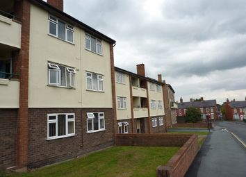 Thumbnail 2 bed flat for sale in Castlefields, Oswestry