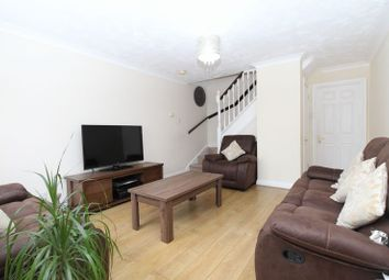 Thumbnail 2 bed terraced house for sale in Dorsey Drive, Bedford