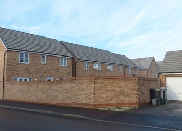 Thumbnail 4 bed detached house for sale in Everest Way, Hempsted, Peterborough