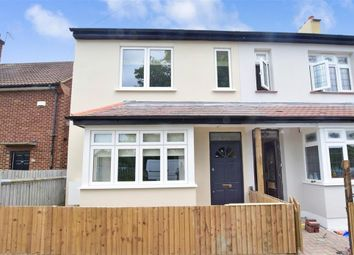 Thumbnail 4 bed terraced house for sale in Spencer Road, Mitcham Junction, Mitcham, Surrey