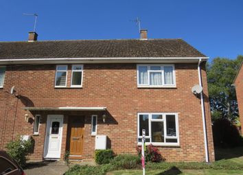 Thumbnail 2 bedroom semi-detached house for sale in Liberator Road, Upwood, Huntingdon