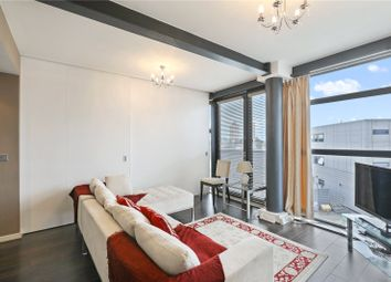 Thumbnail 3 bed flat for sale in Hallings Wharf Studios, 1 Channelsea Road, London