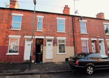 Thumbnail 3 bedroom terraced house for sale in Westwood Road, Sneinton
