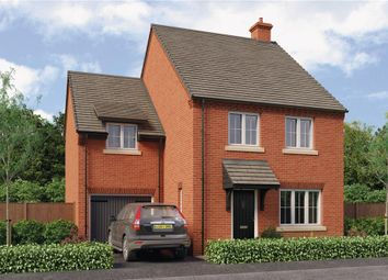 "Thumbnail 4 bedroom detached house for sale in ""Buckingham"" at Burton Road, Streethay, Lichfield"