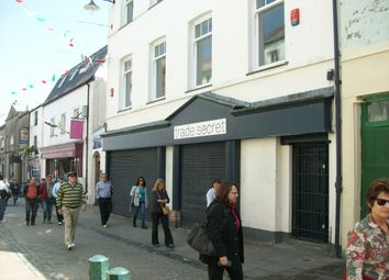 Thumbnail Retail premises to let in Palace Street, Caernarfon