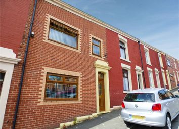 Thumbnail 4 bed terraced house for sale in Ribble Street, Blackburn, Lancashire