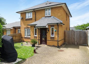 Thumbnail 3 bed semi-detached house for sale in Sayers Road, Bishopstoke, Eastleigh