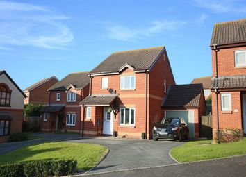 Thumbnail 3 bed detached house for sale in Shakespeare Way, Exmouth