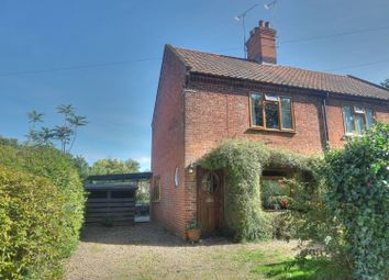 Thumbnail 3 bed semi-detached house for sale in Manor Road, North Walsham