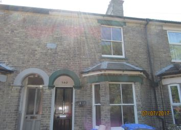 Thumbnail 3 bed terraced house to rent in London Road South, Pakefield