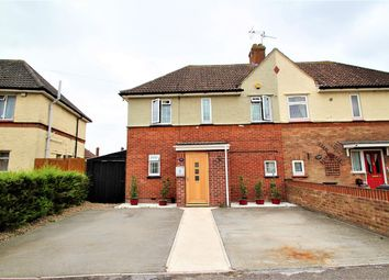 Thumbnail 3 bed semi-detached house for sale in Hilton Road, Ipswich