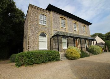 Thumbnail 1 bed flat for sale in St. Pauls Gardens, Chichester, West Sussex