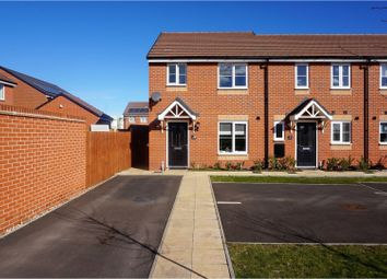 Thumbnail 3 bed end terrace house for sale in Asheridge Close, Wolverhampton