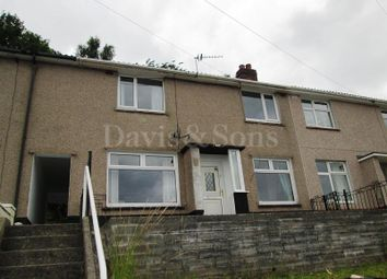 Thumbnail 3 bedroom terraced house for sale in Channel View, Risca, Newport.