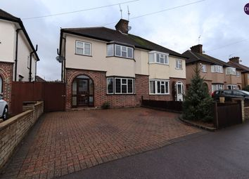 Thumbnail 3 bed semi-detached house for sale in Norfolk Avenue, Watford