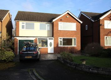 Thumbnail 4 bed detached house to rent in Hursthead Road, Cheadle Hulme, Cheadle