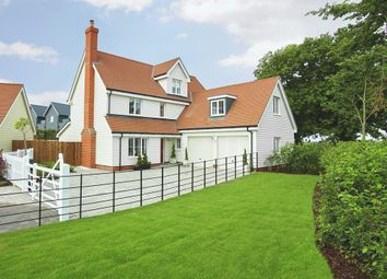 Thumbnail Detached house for sale in The Mountbatten Show Home, Centenary Way, Off White Hart Lane, Chelmsford, Essex