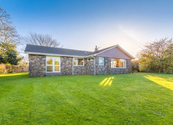 Thumbnail 3 bed detached bungalow to rent in Rue Des Naftiaux, St. Andrew, Guernsey