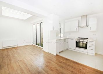 Thumbnail 3 bed flat to rent in Morrish Road, London