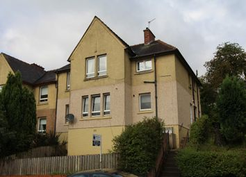 Thumbnail 3 bed flat for sale in Hillcrest Ave, Coatbridge