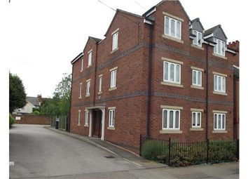 Thumbnail 1 bed flat to rent in Flat 3 Jerome Court, Cambridge Street, Rugby