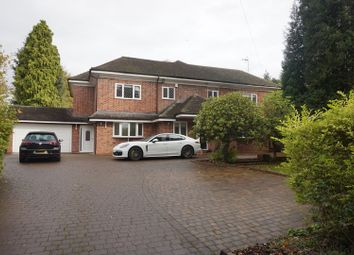Thumbnail 5 bed detached house to rent in Broome Lane, Kidderminster